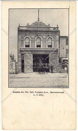 Engine Co. No. 160, Vernon Ave., Ravenswood, L.I. City