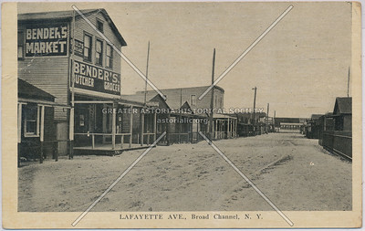 Lafayette Ave., Broad Channel, Queens