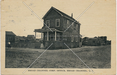 Broad Channel Corp. Office, Broad Channel, Queens