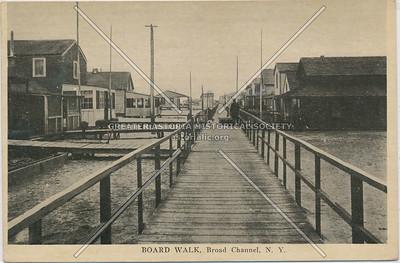 Board Walk, Broad Channel, Queens