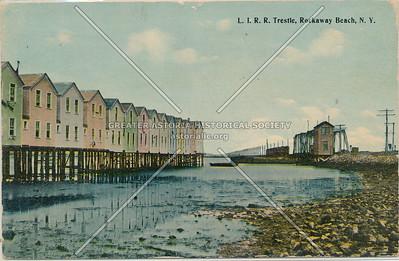 L.I.R.R. Trestle, Rockaway Beach, Broad Channel, Queens