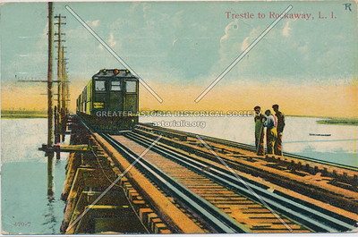 Trestle to Rockaway, Broad Channel, Queens