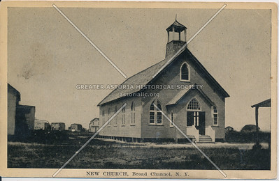 New Church, Broad Channel, Queens