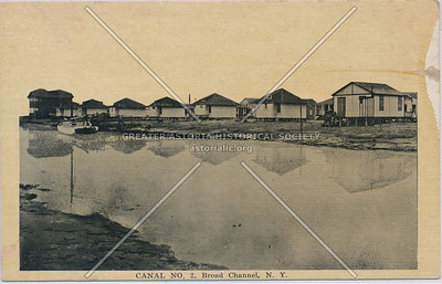 Canal No. 2, Broad Channel, Queens