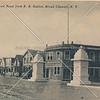 Entrance to Noel Road from R.R. Station, Broad Channel, Queens