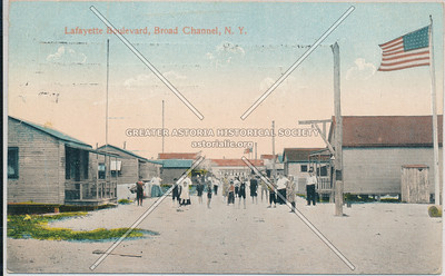 Lafayette Boulevard, Broad Channel, Queens