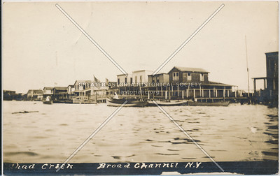 Shad Creek, Broad Channel, Queens