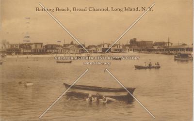 Bathing Beach, Broad Channel, Queens