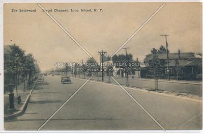 Cross Bay Boulevard, Broad Channel, Queens