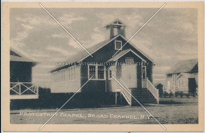 Protestant Chapel, Broad Channel, Queens