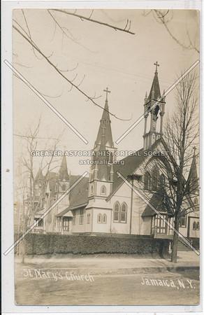 St. Mary's Church, Jamaica
