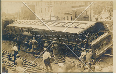 Long Island Rail Road derail, Jamaica