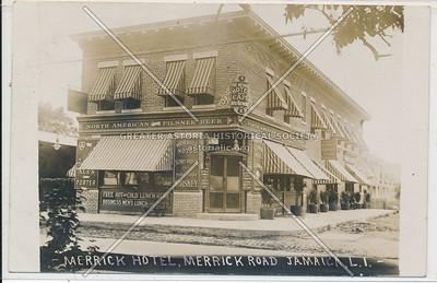 Merrick Hotel, Merrick Blvd., Jamaica