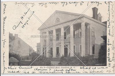 Colonial Hall, Jamaica