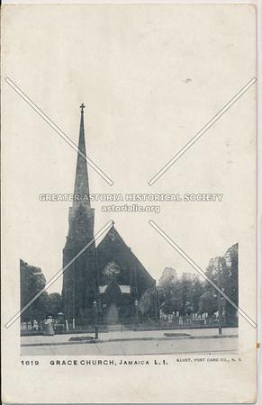 Grace Church, Jamaica