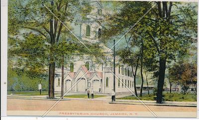 Presbyterian Church, 164 St., Jamaica