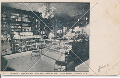 Huether Drugs, Fulton St and New York Ave (Jamaica Ave & Guy Brewer Blvd) Jamaica