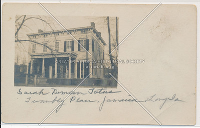 Private house, Twombly Place (Archer Ave) Jamaica