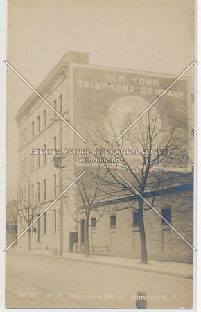NY Telephone Building, Jamaica