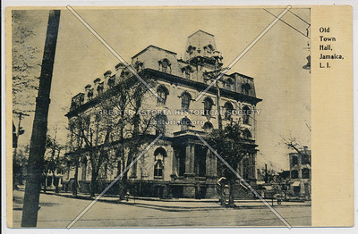 Jamaica Town Hall
