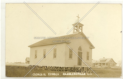 Catholic Church, Ramblersville, L.I.