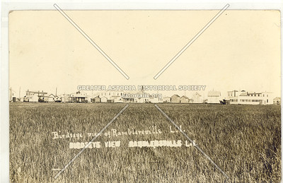 Birdseye View, Ramblersville, L.I.
