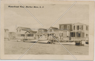 Waterfront view, Harbormere (Meadowmere)