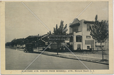 Hawtree Ave at Morell Ave (99 St at 161 Ave), Howard Beach