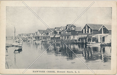 Hawtree Creek, Howard Beach, L.I.