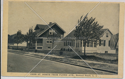 Deer St at Flynn Ave (101 St at 160 Ave)., Howard Beach