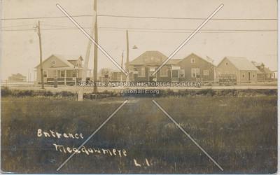 Meadowmere Park bungalows