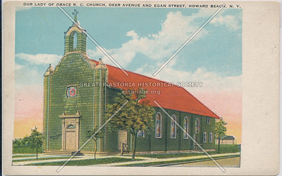Our Lady of Grace Church, 101 St at 159 Ave, Howard Beach