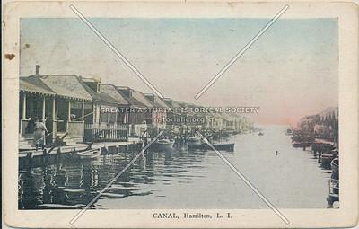 Hamilton Beach canal