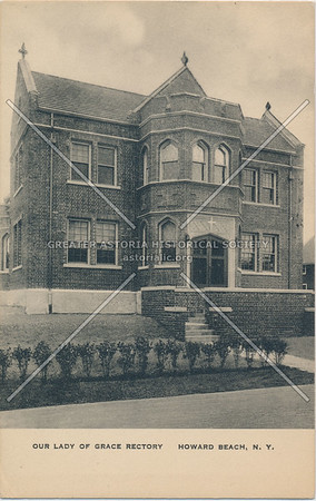 Our Lady of Grace Rectory, Howard Beach