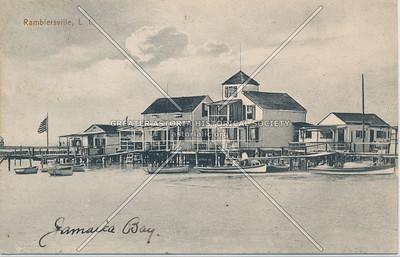 Jamaica Bay, Ramblersville, L.I.