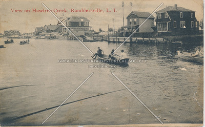 Hawtree Creek, Ramblersville