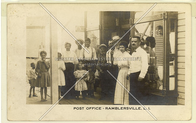 Post Office, Ramblersville, L.I.
