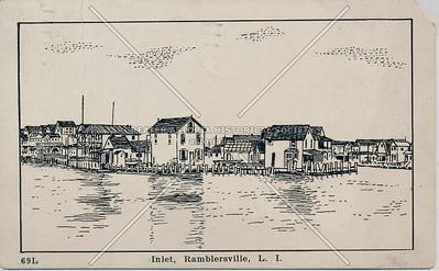 Inlet, Ramblersville, L.I.