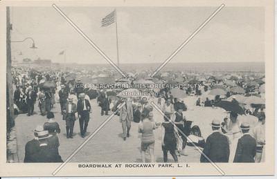 Rockaway Park boardwalk