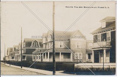 South 7 Ave (Bch 118 St) ,Rockaway Park