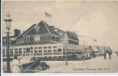 Boardwalk, Rockaway Park