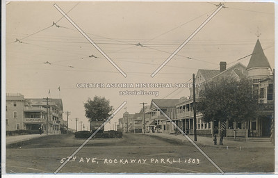 5 Ave (Bch 116 St),  Rockaway Park