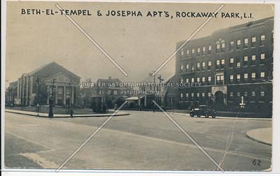 Beth-El Temple, Josepha Apts., Rockaway Park