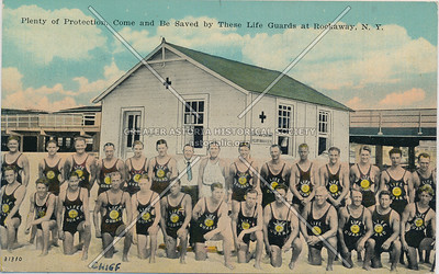 Lifeguards, Rockaway Beach