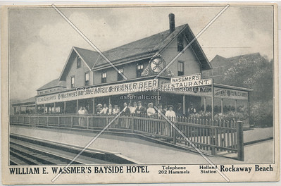 Wassmer's, Rockaway Beach