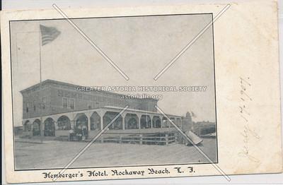 Hemberger's Hotel, Rockaway Beach