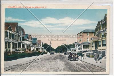 Holland Avenue (Bch 92 St) Holland Long Island RR Station, Rockaway Beach