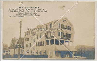 Sansara Hotel, 5 Ave (Bch 116 St),  Rockaway Park