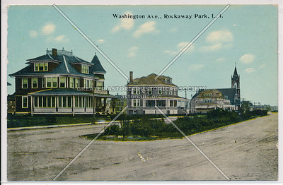 Washington Ave (Rockaway Beach Blvd) Rockaway Park