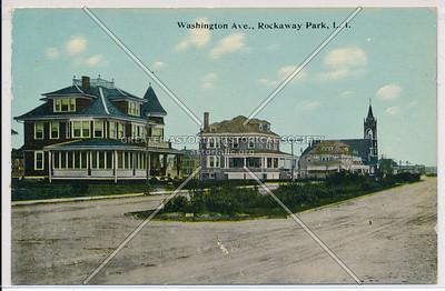 Washington Ave (Rockaway Beach Blvd) Rockaway Park